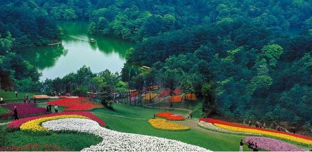 绿水青山看成都百条旅游线路之春节之旅