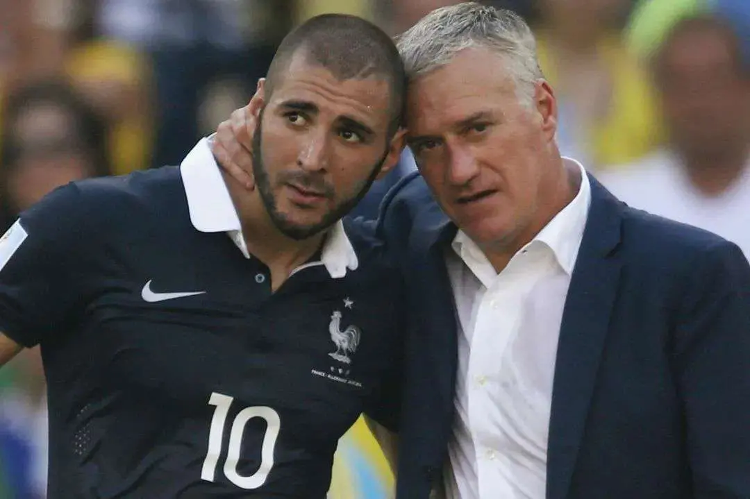 队报公布球迷票选法国队大名单:本泽马入选,朗格莱落选