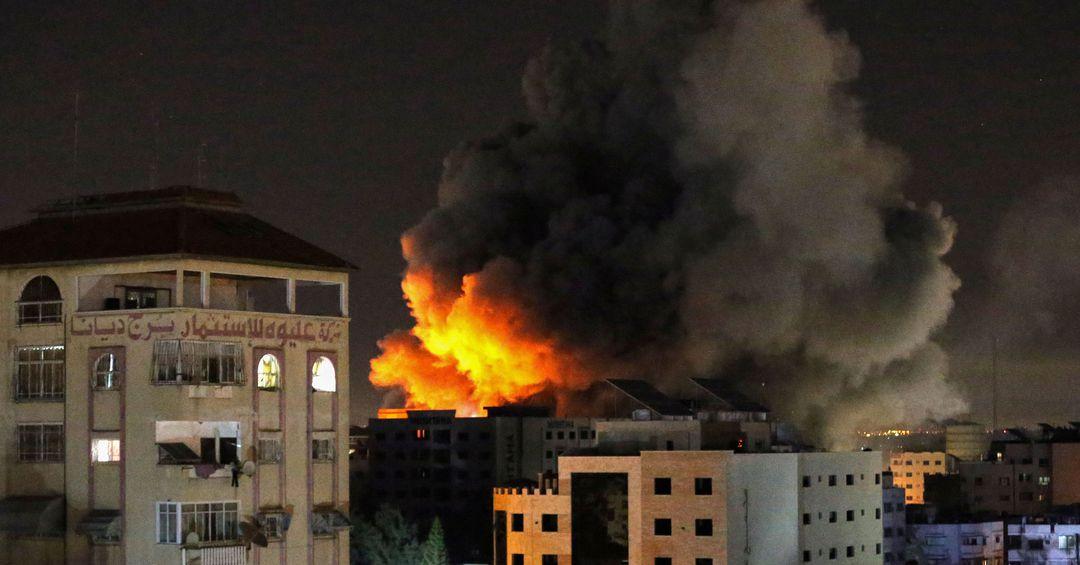 联合国中东问题特使警告:巴以冲突正向全面战争升级