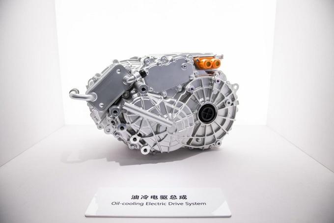 不惧科技企业造车新人零跑科技上海车展展示重磅武器-图7