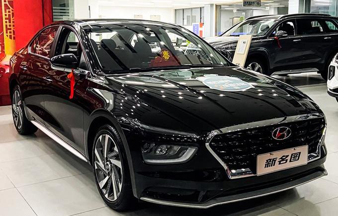 2021年多款重磅韩系新车上市全新名图4月就能买-图4