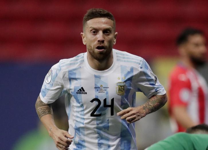 隊史第一!梅西狂刷3大歷史紀錄 阿根廷1-0提前出線