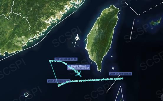 【吕彤羽】_美军战略无人机被曝现身南海 抵近广东福建海岸