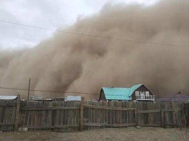 超级沙尘暴背后,韩国人这样说,让蒙古国情何以堪