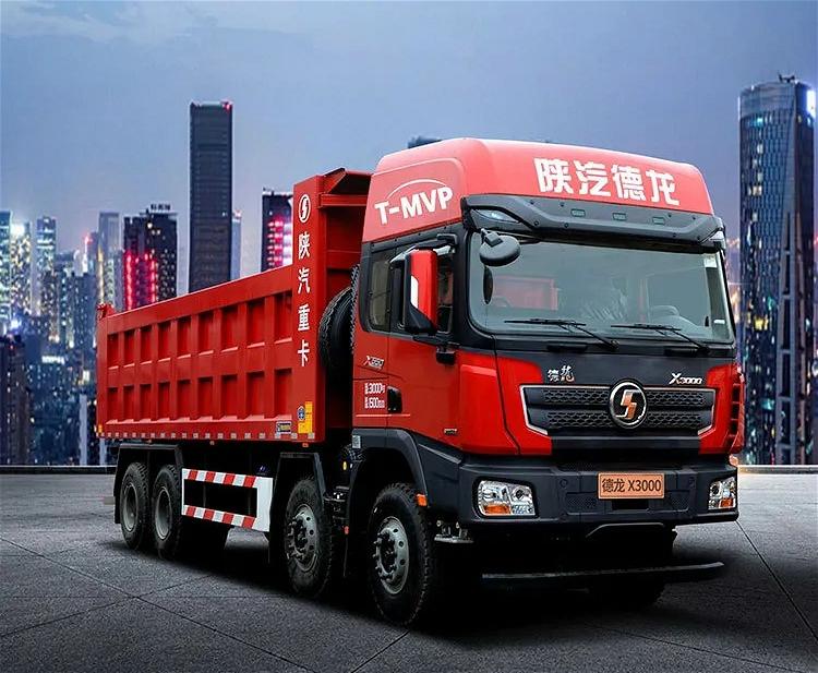 老司机说:解放,东风,红岩,陕汽的自卸车有什么不同?