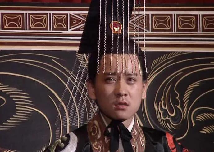 上图_ 1994年电视剧《三国演义》:姬晨牧饰演曹髦