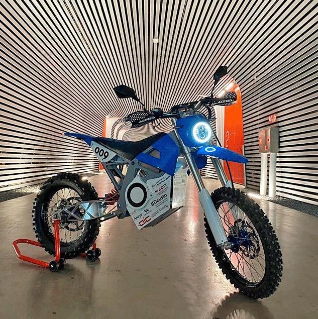 3D打印开始用于电动摩托车变速箱制造