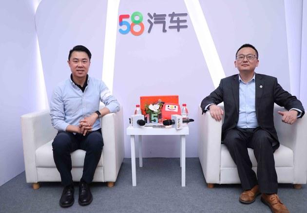 2021上海车展:专访合创汽车研发中心副总裁 戚正刚