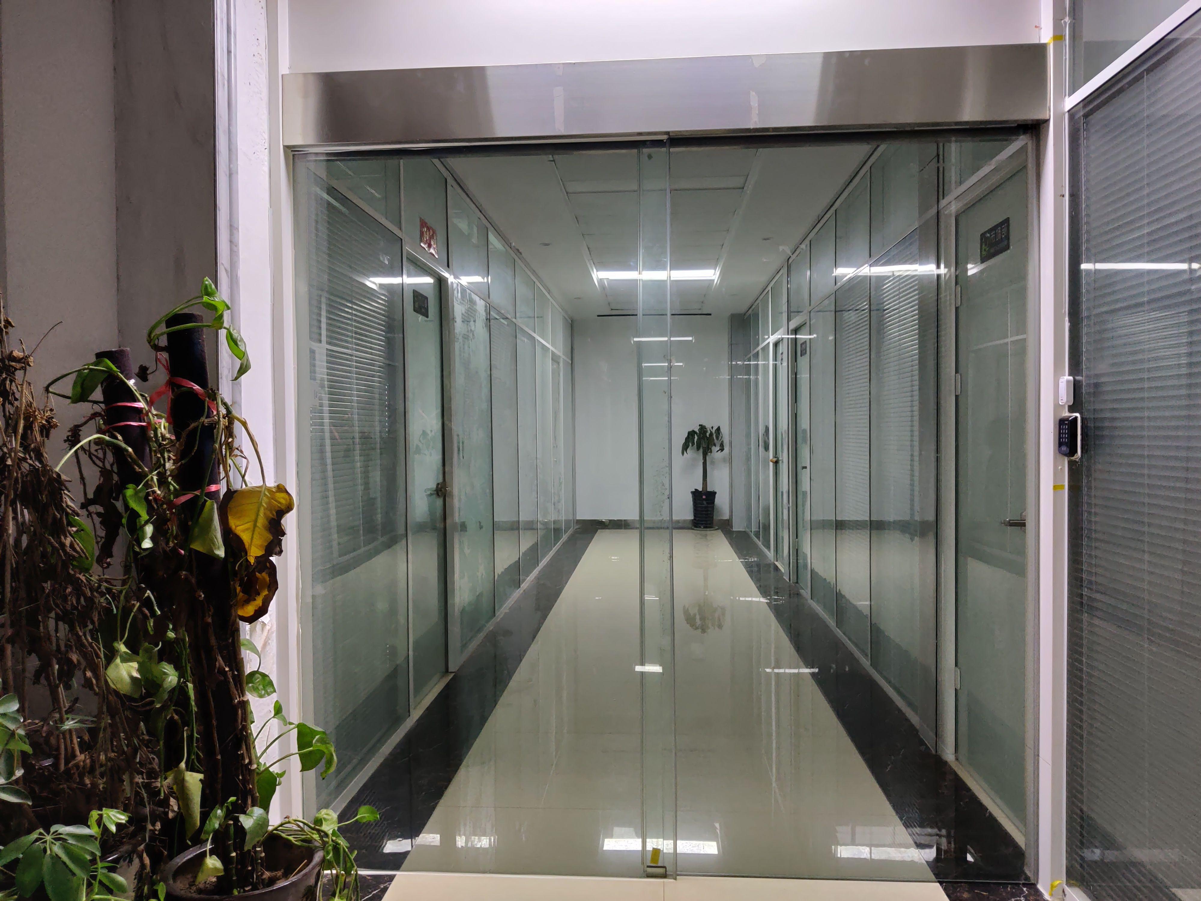 2021年1月,康诚爱尔、优儿库曾经的办公场所。新京报记者 吴小飞 摄