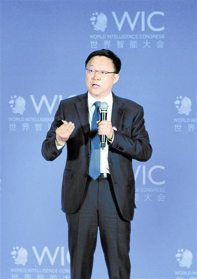 科大讯飞董事长刘庆峰:人工智能让社会更有温度