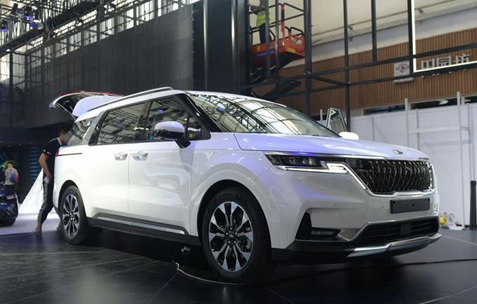 2021年多款重磅韩系新车上市全新名图4月就能买-图3