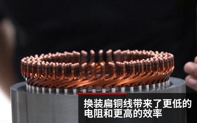 技术全面革新极氪001的电机都有哪些黑科技-图11
