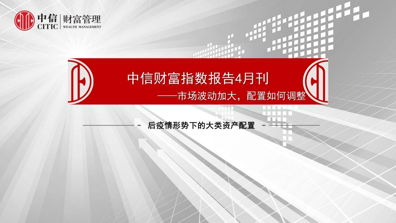 中信財富指數報告4月刊