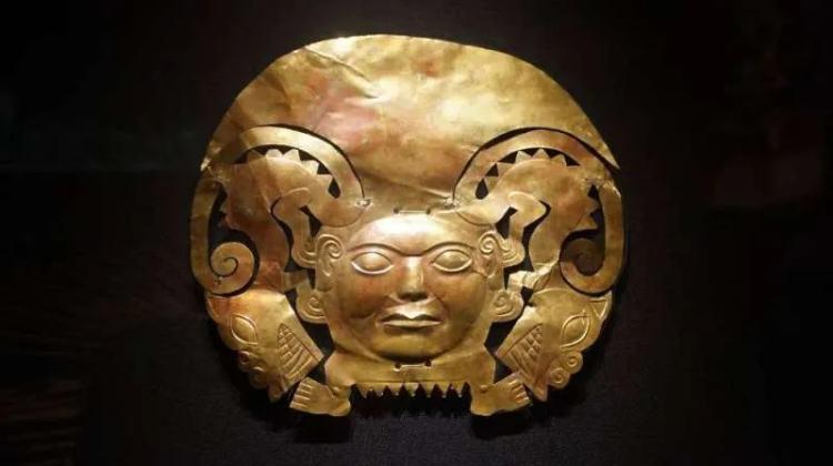 黄金面具 莫切文化