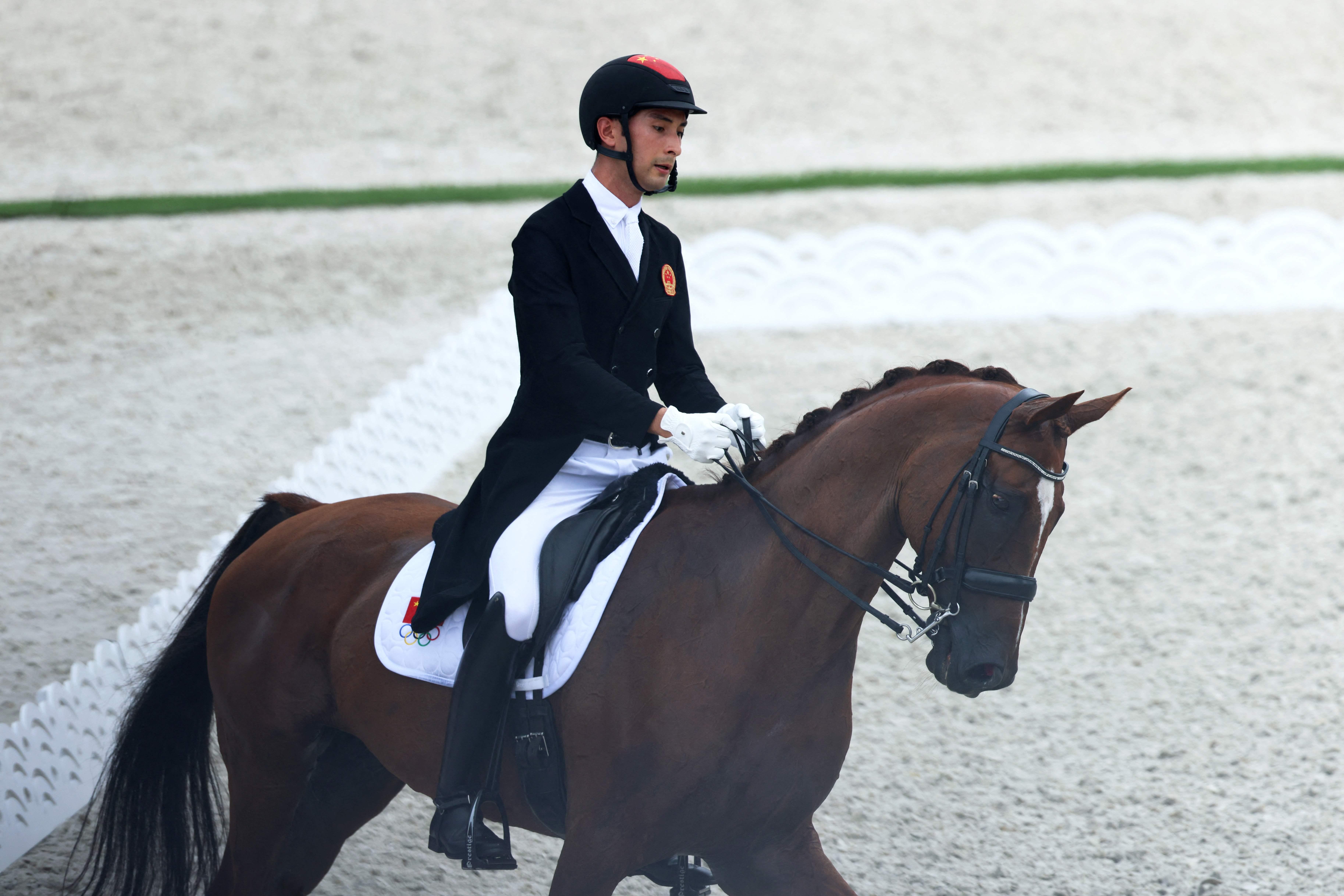 BBC造谣抹黑中国奥运 中英混血选手华天用亲身经历发文驳斥