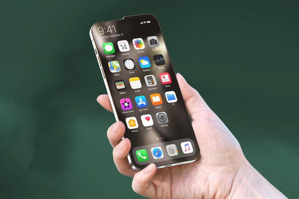 这款iPhone去掉了「刘海」增大了屏占比:不过它长这样