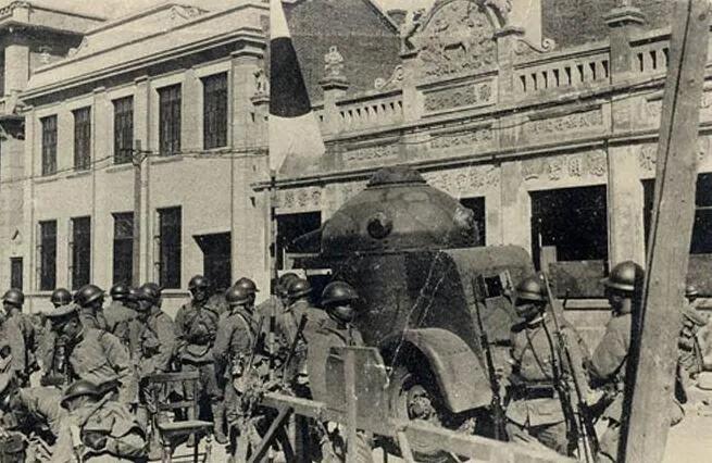 抗戰時中國2次遷都 為何第1次選洛陽第2次選重慶