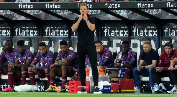 纳格尔斯曼在拜仁的首秀没能获胜。