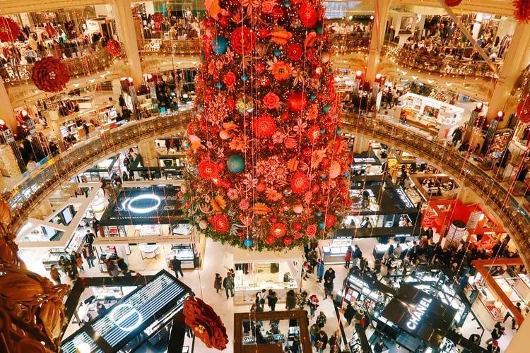 因为同质化严重,我们常常会走进购物中心,就忘了自己身处哪个城市。/ unsplash