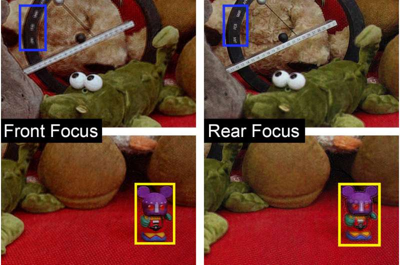 麻省理工生成3D全息图像 使用人工智能实时生成 具有真实感
