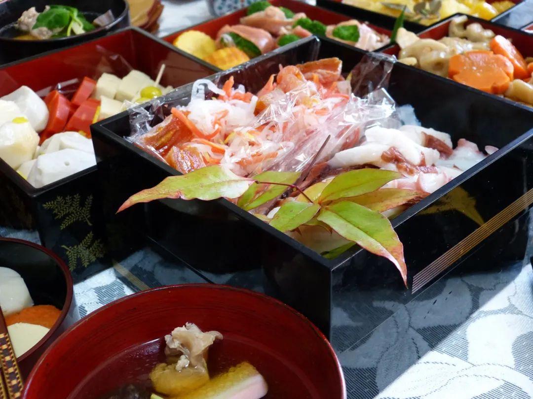 △日本便当就是单独餐盘分装的典例 / pixabay