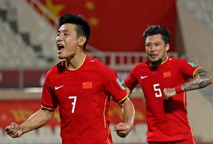 中国队想要得分,需要武磊在接下来的比赛中找回射门靴。