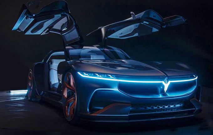 岚图最新产品规划曝光 打造旗舰轿车对标蔚来ET7-图4