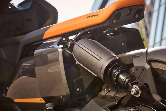 全新BMW CE 04摩托车发布 续航里程为130公里