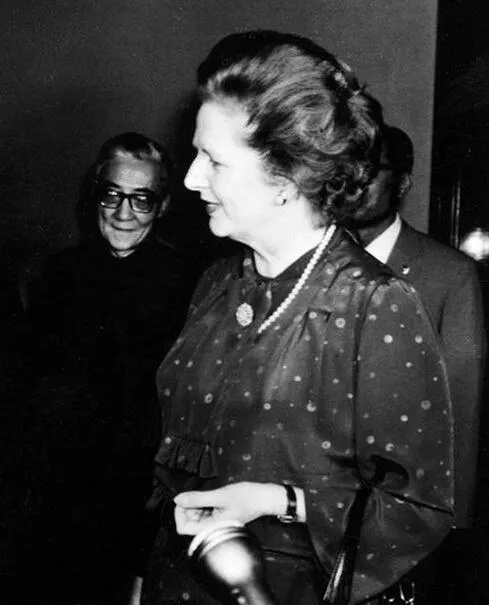上图_ 玛格丽特·希尔达·撒切尔 (第49任英国首相)