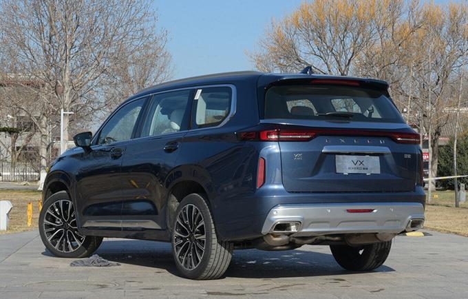 星途大SUV揽月 将推AT变速箱车型 起售或超20万元-图3
