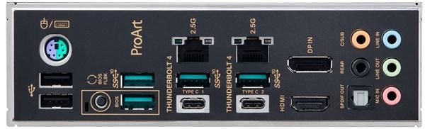 AMD第一次用上Intel雷电4接口:还是块B550主板