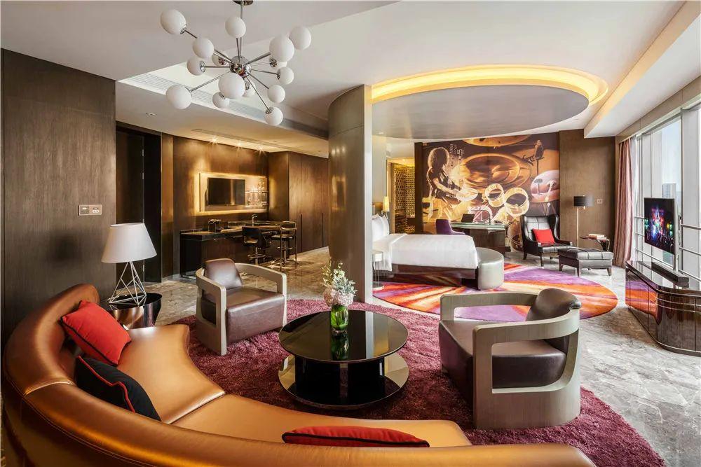 全球最大的音乐收藏馆,竟然是一家酒店?