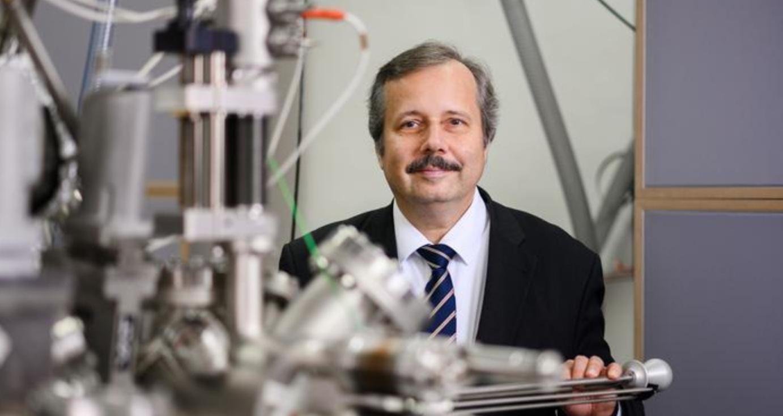汉堡大学物理学家罗兰德・维森丹格
