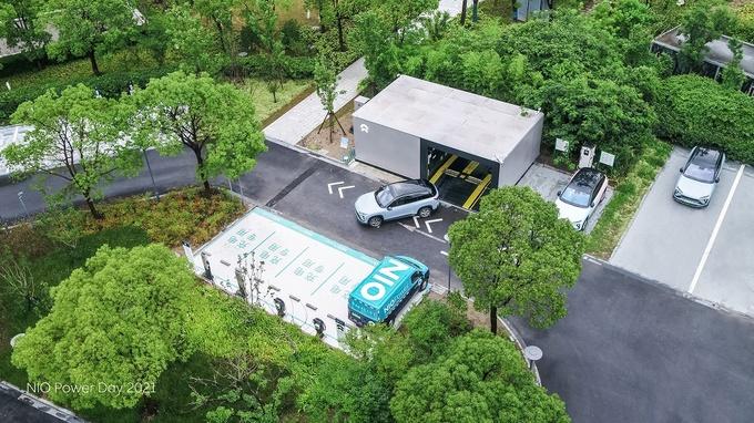 蔚来全场景能源服务三周年终极目标让充换电像进加油站一样简单-图4