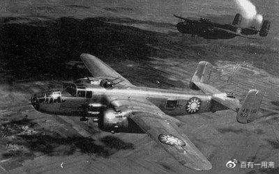 国军过时的美制轰炸机