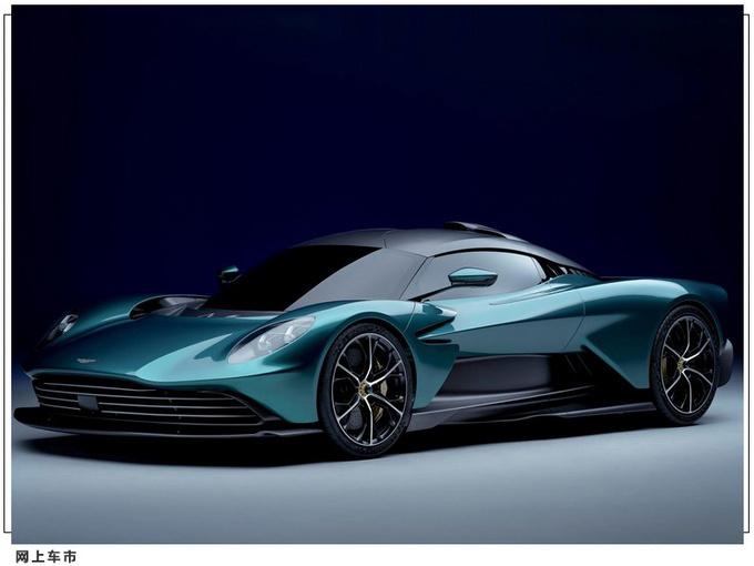 阿斯顿·马丁向电动化转型将推DB11继任版车型-图3