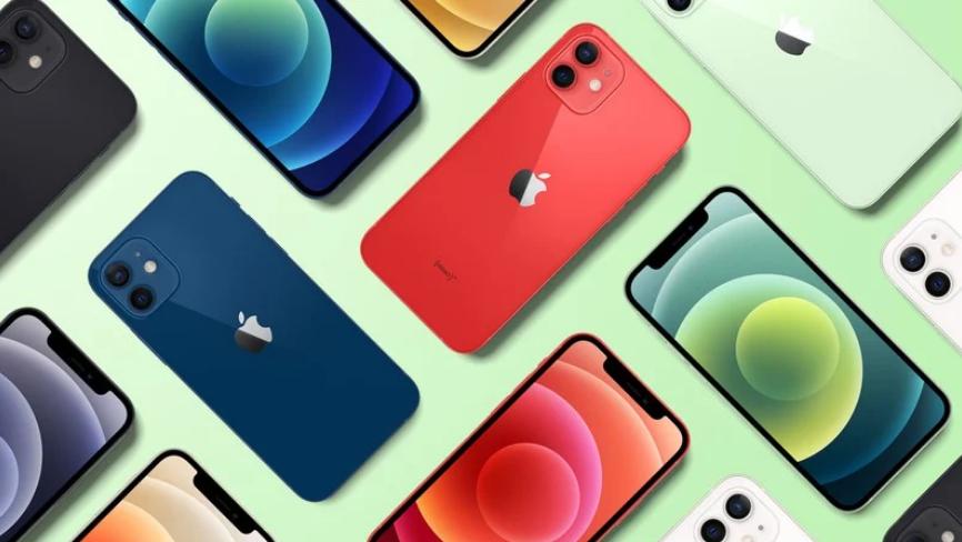 苹果iPhone 12/Pro系列同期保值率高于iPhone 11/Pro