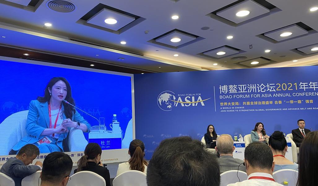 科大讯飞高级副总裁杜兰:未来人工智能将会像水电一样成为刚需,但数据保密与安全仍是当下重点