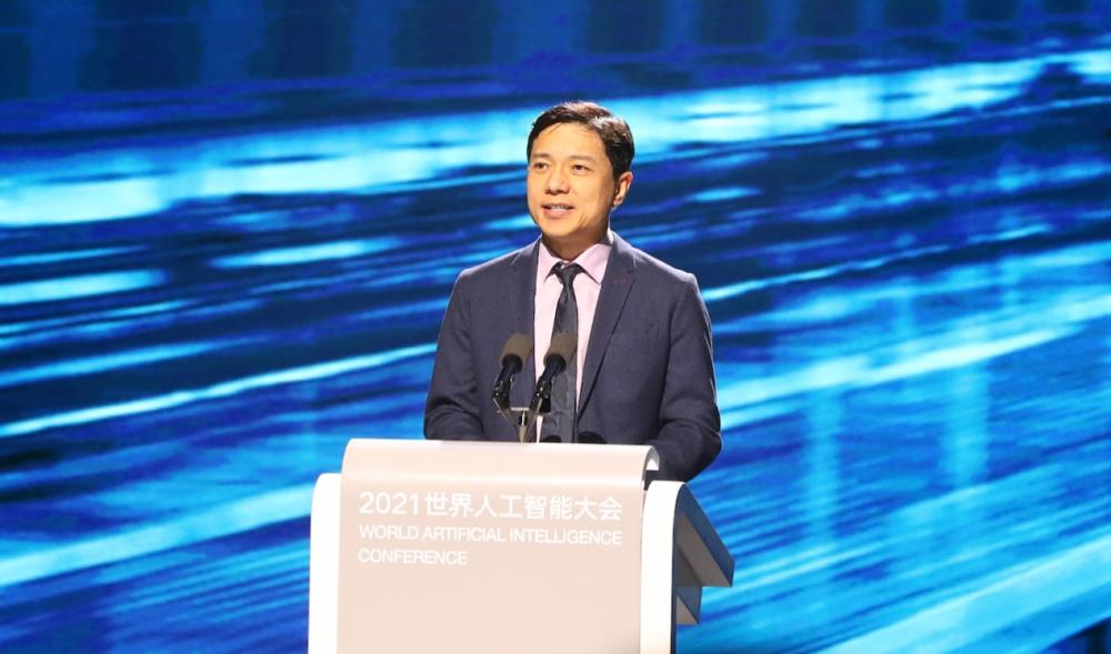 李彦宏WAIC演讲:人工智能是影响未来40年人类发展的变革力量