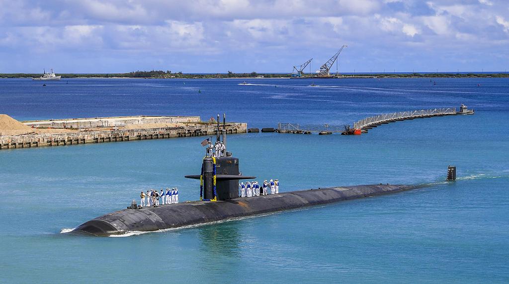 美澳瞞法國秘密協商數月 核潛艇計劃官宣幾小時前才告知