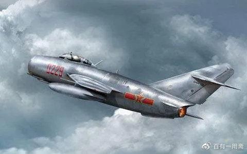 我军歼-5战斗机