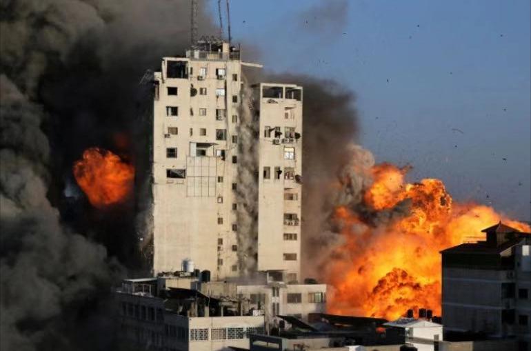 试玩平台以色列的激烈空袭不只粉碎了内地的电力网络