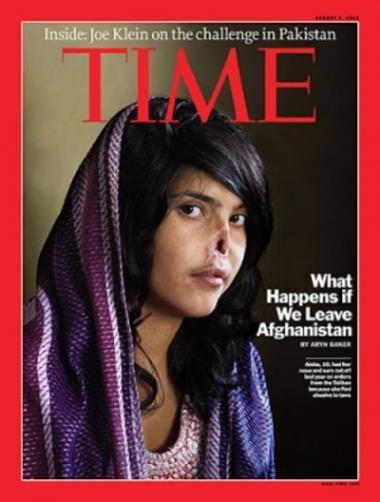 2010年8月《时代》杂志封面。图片来自网络