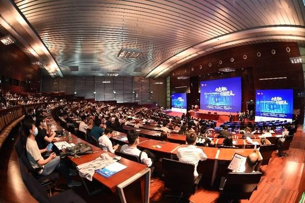 600余人现场参加了第九届项目管理国际论坛,同时共有23.8万人次观看了论坛现场直播。