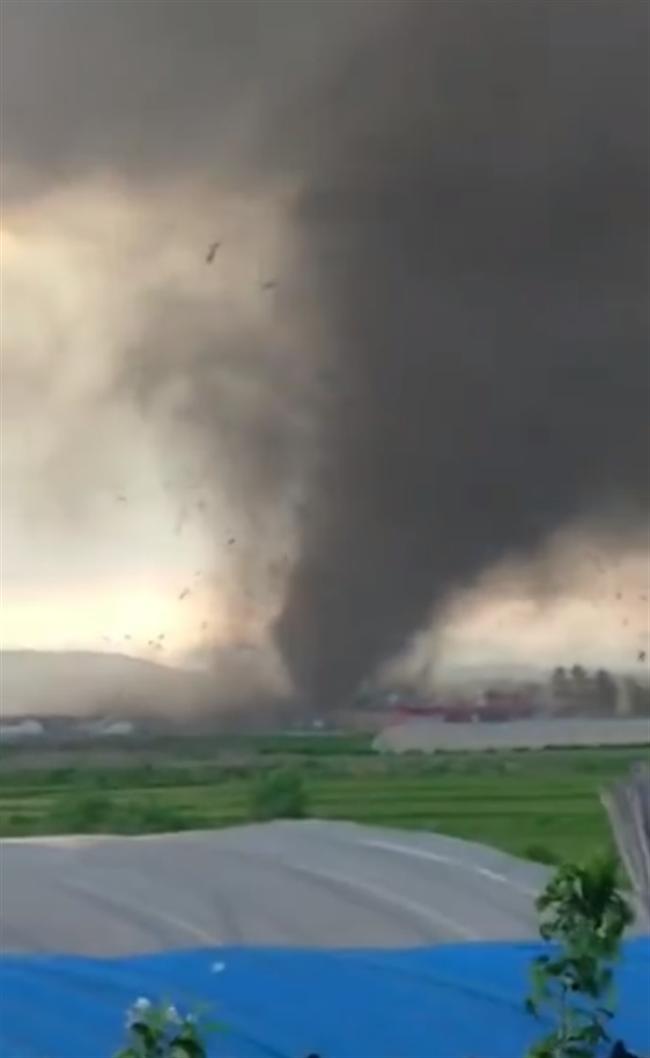 龙卷风天气网络视频截图