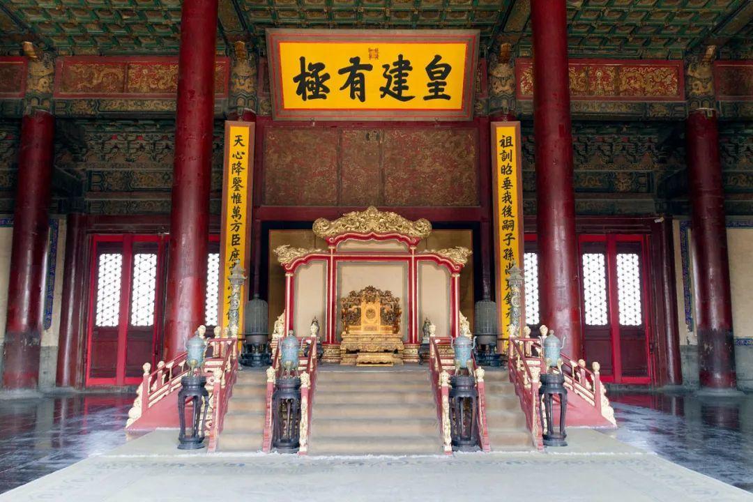 ▲故宫保和殿,清乾隆及之后举行殿试的地方,殿试是封建科举制度最高一级考试。