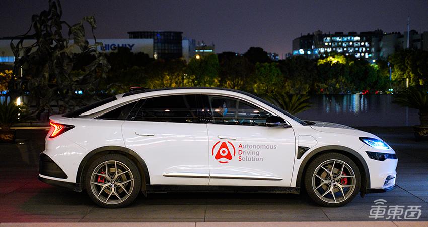 夜间体验华为自动驾驶:100分钟无接管,真能叫板无人出租车?