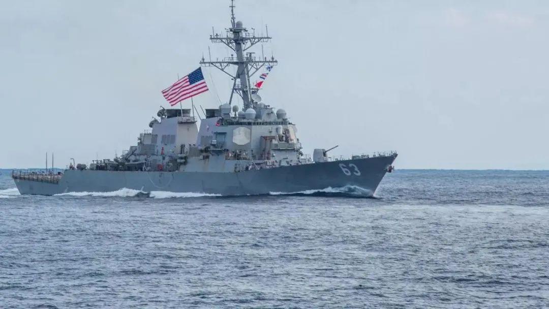 媒体:美国要为台湾打造第二海军(图3)
