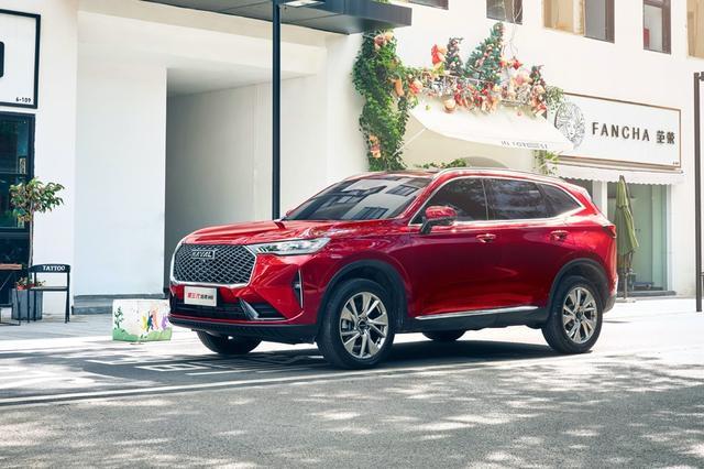 2020年SUV销量榜:自主品牌占6席,奔驰GLC夺高端销冠