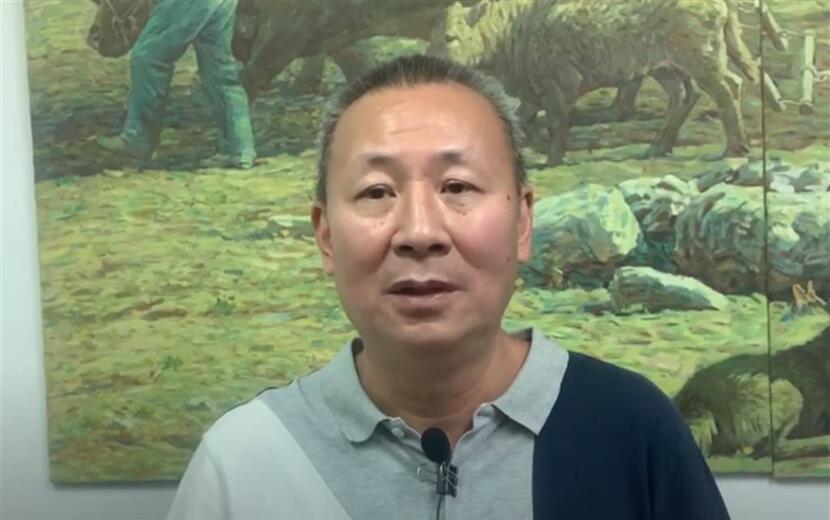 徐宗懋(图片来源:台湾中时新闻网)